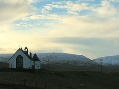 Isolation... (Equso) Tags: winter snow church scotland perthshire already hills amulree