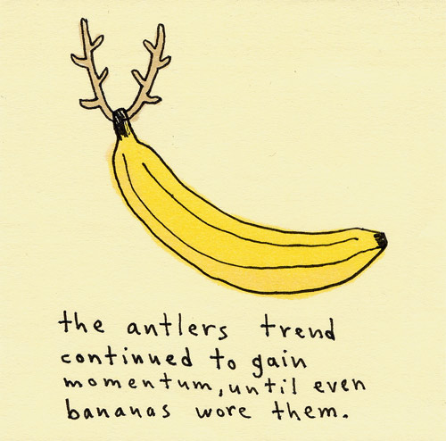 banana-antlers