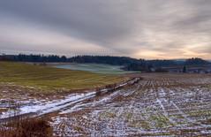 November fields #2 (Krogen) Tags: nature norway landscape norge natur norwegen olympus c7070 noruega scandinavia akershus romerike krogen landskap noorwegen noreg ullensaker skandinavia hovin photomatix