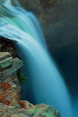 DeSoto Falls. (BamaWester) Tags: longexposure nature water waterfall rocks alabama waterblur desotofalls bamawester napg