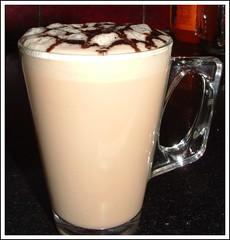 I made a coffee #2 (taliKa) Tags: coffee cafe homemade cappuccino capucino