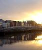 Dublin (mattrkeyworth) Tags: sunset dublin sony hapennybridge p12 dscp12 mattrkeyworth