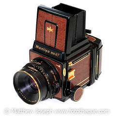 Mamiya RB67 Pro-S Golden Lizard Edition (@fotodudenz) Tags: mamiya golden lizard pros edition rb67