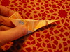 Origami Turkey Pattern Step. 14
