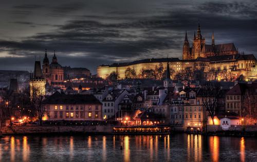 Hradcany, Prague by stevacek