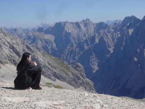 Z on Zugspitze