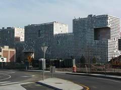Simmons Hall at MIT (alist) Tags: cambridge mit cambridgemass cambridgema 02139 robison