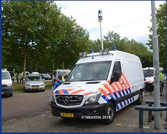 Dutch Police VOA Sprinter. (NikonDirk) Tags: nikondirk politie police dutch mercedes benz sprinter cdi accident analyses traffic voa hulpverlening netherlands analysis forensic technical support investigation verkeerspolitie verkeers trafficpolice science foto highway noord holland verkeer collision reconstruction commercial vehicle inspection safety vx272z