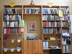 VWBO Gent   library & bookshop