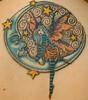 My upper back tattoo (Kerrie Lynn Photography (Sugaree_GD)) Tags: moon philadelphia tattoo stars fairy views swirls 10000 amybrown explored geminitattoo keirwells