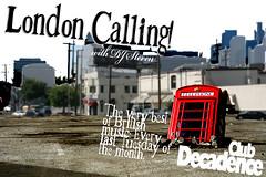 London Calling - by Steven A.J. Beijer