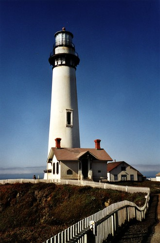 Lighthouse California USA