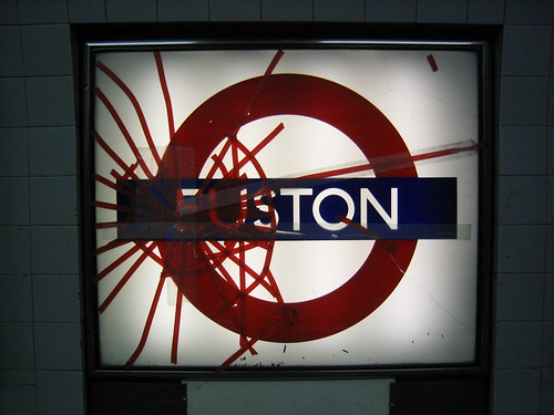 Euston is Broken di blech​