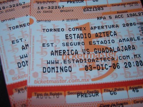 chivas vs america. Boletos Chivas - America