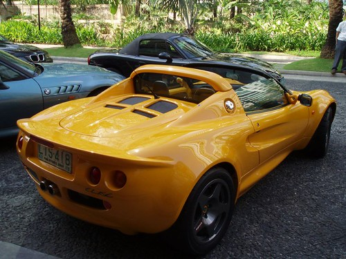 Manila Sports Car Club by John & Pam Owens