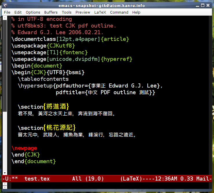 EmacsWiki: Xft Gnu Emacs