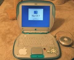 old iBook (danisse) Tags: computer mac ibook