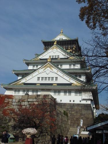 osaka castle full view1