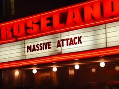 Massive Attack na T-Mobile stageu!