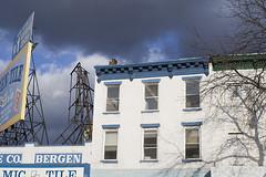. (p mollach) Tags: hopper w07 brooklynstreet