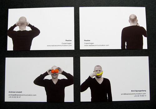 Realize Business Cards