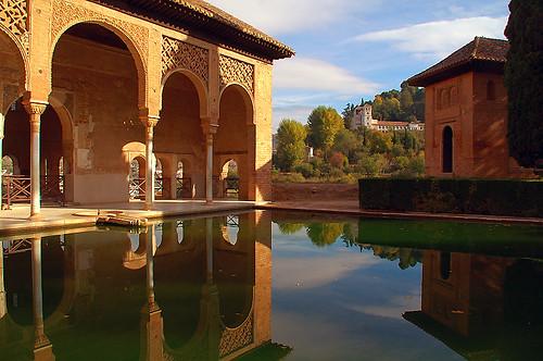 Reflejos de la Alhambra