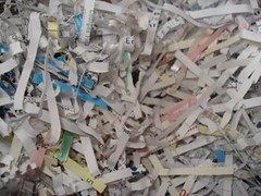 Paper in My Compost