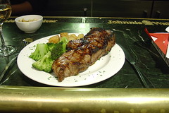 New York Rib Steak