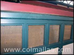 mallas expandidas Colmallas S.A (117) (colmallas) Tags: expandedmetal mallametálica mallascolombia mallasbogotá mallasexpandidas metaldesplegado