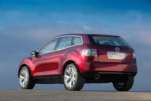 Фотки Mazda CX-7