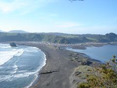 Sector desembocadura Río  Bío Bío