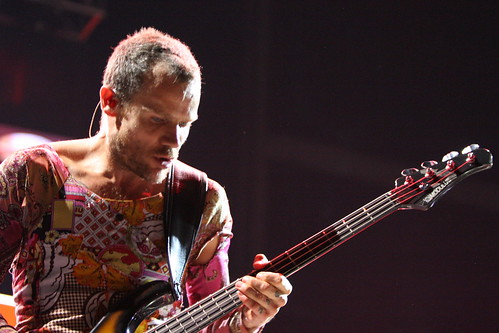 Flea @ Virgin Fest