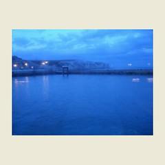 Harbour (nickyamcc123) Tags: harbour bluesea dusklightscliffs