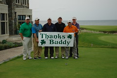 Thanks Buddy on the Green (TRowl) Tags: doonbeg