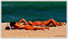 Girls on the Beach (Michael Pancier Photography) Tags: girls usa beach florida bikini beaches beachgirls southflorida fineartphotography naturephotography fortlauderdalebeach naturephotographer floridaphotographer michaelpancierphotography browardcountyflorida wwwmichaelpancierphotographycom