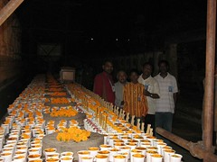 Mahabodhi Temple offerings
