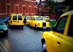 Yellow Car!  Smack!  Kiss!