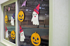 Halloween Tennis