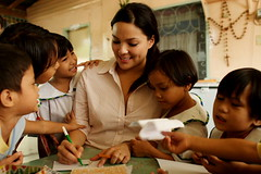 KC Concepcion 1 (incongruousdreamer) Tags: charity celebrity philippines concepcion kc makati inspirational streetchildren virlanie sharoncuneta kcconcepcion virlaniefoundation abusedchildren