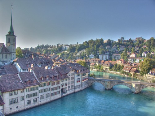 Travel to Berne