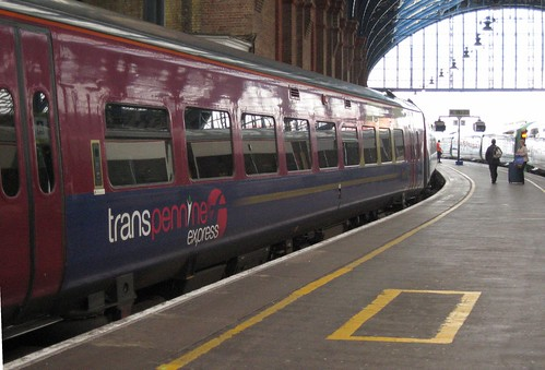 Trans-Pennine Express at Brighton