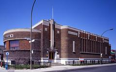 Casa d'Italia, Montreal (colros) Tags: montreal artdeco fascism