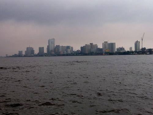 Victoria Island. Lagos, Nigeria