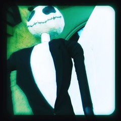 (iconomy vs flickr) Tags: halloween scarecrow jackskellington duaflex nightmarebeforechristmas viewfinder lahaska peddlersvillage burtonesque ttv throughtheviewfinder