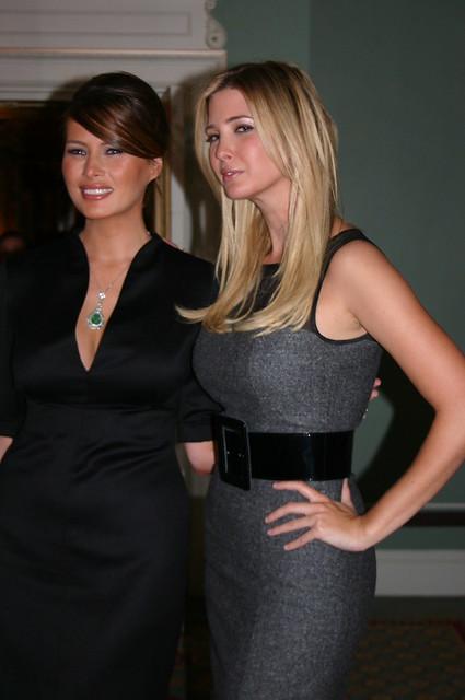 Melania & Ivanka Trump by Hardcore Shutterbug