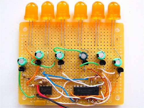 Mailbag: Moving from breadboard to protoboard | Evil Mad Scientist ...