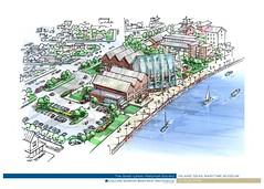 proposed maritime museum