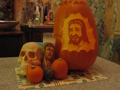 it's a very merry jesus halloween!