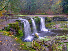 Keila-Joa Waterfall (dgaponenko) Tags: autumn waterfall estonia hdr hdri mytop 3xp photomatix keilajoa mytop8