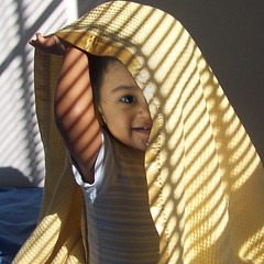 Peek a boo :-) (Nisha A) Tags: boy baby happy kid peekaboo hide bsbinnocence flickrplatinum